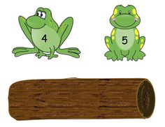 Poems and Fingerplay by Kindergarten Nana - how to organize and teach kids as they play. Frog Theme Preschool, Frog Activities, Circle Time Activities, Preschool Songs, Preschool Lesson Plans, Toddler Learning Activities, Preschool Classroom, Infant Activities, Fun Learning