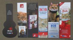 Marcadores da Semana #146: Bob, o gato