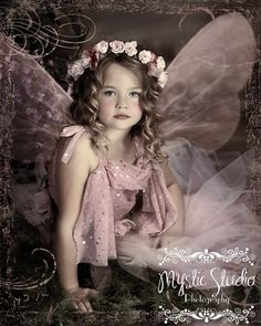 Fairy photoshoot idea for my little girl, plus other | http://cutebabygallery.blogspot.com