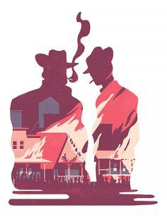 Illustrations by Tom Haugomat