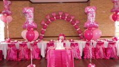 22 Best 1st Birthday Balloon Decorations Images On Pinterest