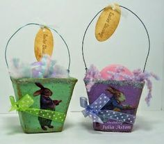 decorated peat pots | Easter peats | Peat Pots For all Season's