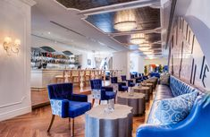 Bagatelle - Nightclub Design, Bar & Restaurant Design by Big Time Design Studios