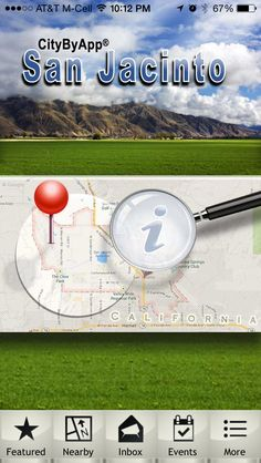 San Jacinto, App Store, Google Play, Mobile App, Free Apps, California, City, Search, Searching