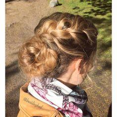 "118 tykkäystä, 6 kommenttia - Heli (@braidingbad) Instagramissa: ""It's June and time for @hair_by_lori 's #30daysnewbraids #braidingchallenge again  The braid for…"""