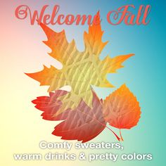 Yes! It's #FirstDayofFall #AutumnalEquinox get those sweaters ready!