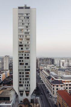 tower - beaugrenelle, paris - anon - photo dacian groza