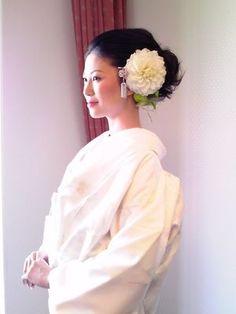 【結婚式】白無垢で洋髪にしたい! - NAVER まとめ