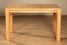 Wirkung durch zeitlose Eleganz. Dieser praktische und zugleich schöne Esstisch »Paul« ist aus FSC-zertifizierter massiver Kernbuche. Die Oberflächen sind lackiert und somit pflegeleicht. Sie können den Tisch mit der passenden Bank ergänzen und sich so einen wunderschönen Essplatz schaffen. Sie brauchen mehr Platz? Kein Problem! Wählen Sie Ihren passenden Tisch inklusive Ansteckplatten aus.  Maß...