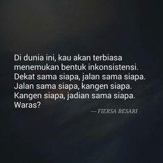 Fiersa Besari,... always ;)