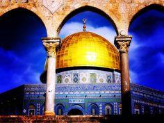Masjid Al-Aqsa in Palestine