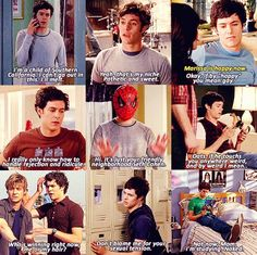 Seth's epic one liners lol The O.C.