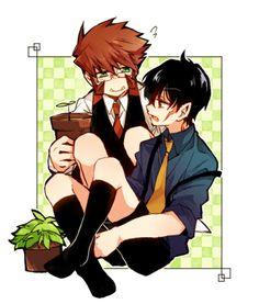 Little Klaus and Steven