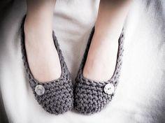 Chaussons Sweet Feet par Les Petits Bonheurs sur A little market.
