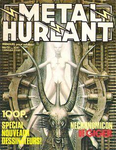 Métal Hurlant n°021