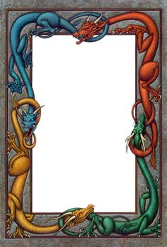 Book of Shadows:  Dragon Border (Tor) ~ Tristan Elwell.