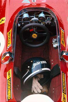 "timewastingmachine: "" Jacky's workspace 1971 Ferrari 312B """