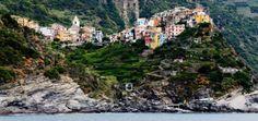 Corniglia - Cinque Terre, Liguria, Italy