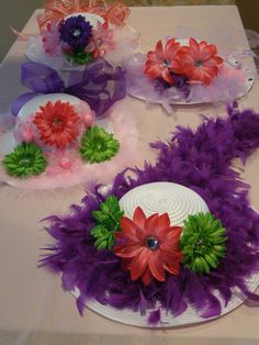 I need to get busy and decorate our hats for our Tea party in July.