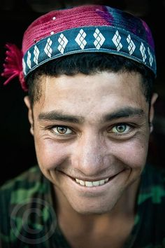 Boy from Khorog, Tajikistan. Khorog is the capital of the mountainous province of Badaxshon in the eastern part of the country, home to numerous ancient East Iranian tribes known as Pamirians or Mountain Tajiks. The Shughni people dominate in Khorog and its surroundings.