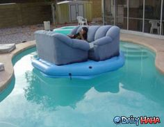 Amazing Pool Float Cool Floats Outdoor Fun Decor Living