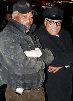 Would you rather have your life narrated by Morgan Freeman or James Earl Jones?