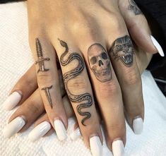 Hand Tattoo Design For Girls Hand Tattoo Designs are all the time small tattoo. These Designs are one of the best for small tattoos. Hand Tattoo Designs are all the time small tattoo. These Designs are one of the best for small tattoos. Trendy Tattoos, Cute Tattoos, Unique Tattoos, Body Art Tattoos, New Tattoos, Tatoos, Simple Hand Tattoos, Skull Face Tattoo, Pretty Hand Tattoos
