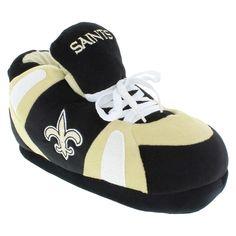 91a1f3c4c Comfy Feet NFL New Orleans Saints Slipper SM Size  S. Color  Multicolored.