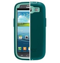 Otterbox The Defender Series Samsung Galaxy S3 case offers three layers of protection so you don't have to fear the inevitable oopsie or accident. The two-piece polycarbonate inner layer snaps together around the device to form a secure foundation. Different colours to choose from. www.poweredlife.com.au