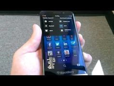 Unreleased BlackBerry Z30 is caught on tape... and doesn't look half bad   - http://vr-zone.com/articles/unreleased-blackberry-z30-caught-tape-doesnt-look-bad/53566.html