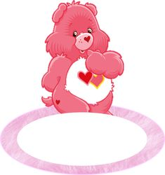Free Care Bears Party Ideas - Creative Printables Thank you for back of favours. Food labels