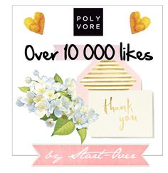 """""""Thank you 10k likes"""" by start-over ❤ liked on Polyvore featuring art"""