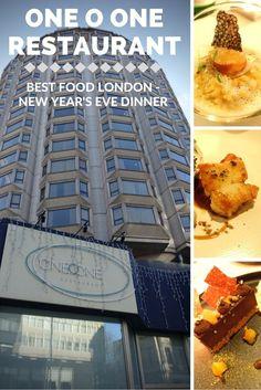 London One O One Restaurant