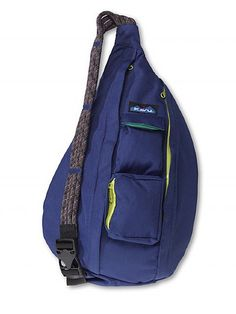 KAVU Sling bag - KAVU Rope bag - Fall 2012 styles - All colors and prints - KAVU Sling bags