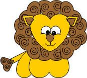 lion craft ideas