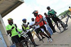 NIGERIA | Cyclistes nigérians / Nigerian cyclists
