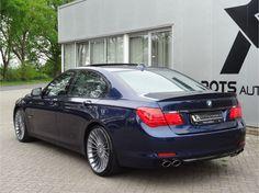 2010 BMW 7 Serie 750i High Executive with 21' Alpina rims