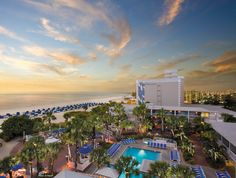 In St Pete & Clearwater we would recommend Tradewinds Island Grand Resort.