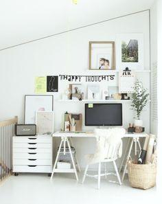 | gravityhome:   Light creative workspace   Follow...