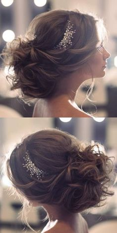 Wedding Hairstyle Inspiration - tonyastylist (Tonya Pushkareva)