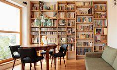 Le librerie fai da te non sono solo utili a contenere i vostri libri, ma…