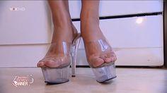 Micaela Schäfer's Feet << wikiFeet