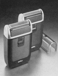 Braun sixtant 8008, Rasierer    iF DESIGN AWARD 1974, Discipline Product