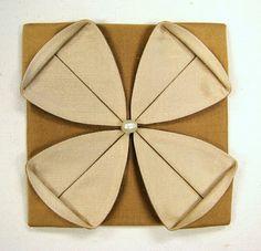 Fabric Origami - Primrose  - Instructions