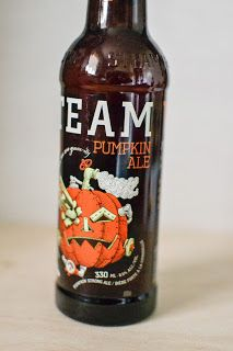 Leberkassemmel und mehr: Pumpkin Ale
