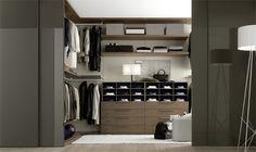 Plurimo Walk-in Closets