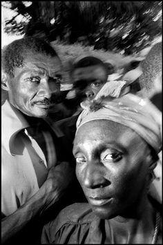 Bruce Gilden. Magnum Photos Photographer Portfolio