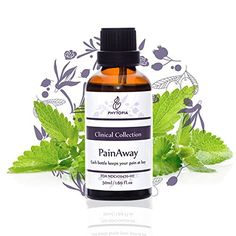 PainAway Synergy for Muscle Pain Relief - Natural Topical Remedy for Soreness, Back Pain, Tennis Elbow, Fibromyalgia, Sciatica, Carpal Tunnel, Sore Muscles, Arthritis