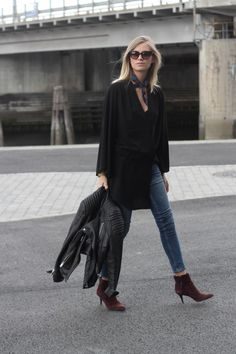 Tine Andrea // TheFashionEaters // Casual look