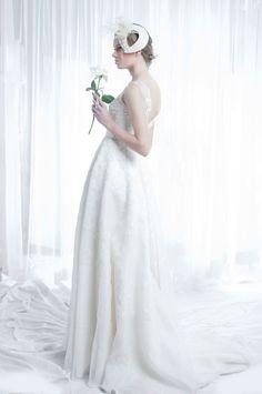 la pureté de robe de mariée